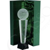 Sports Trophy2 Crystal Statue